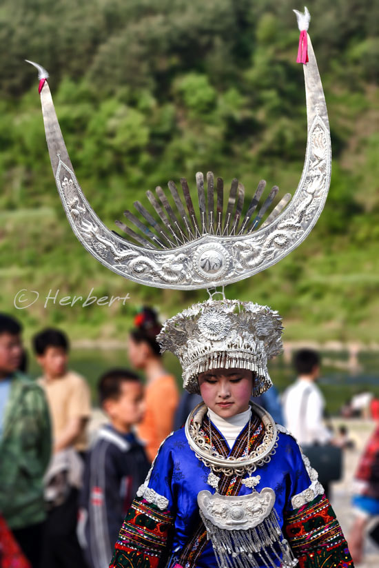 Photograph Mother of head-dresses by Herbert Wong on 500px