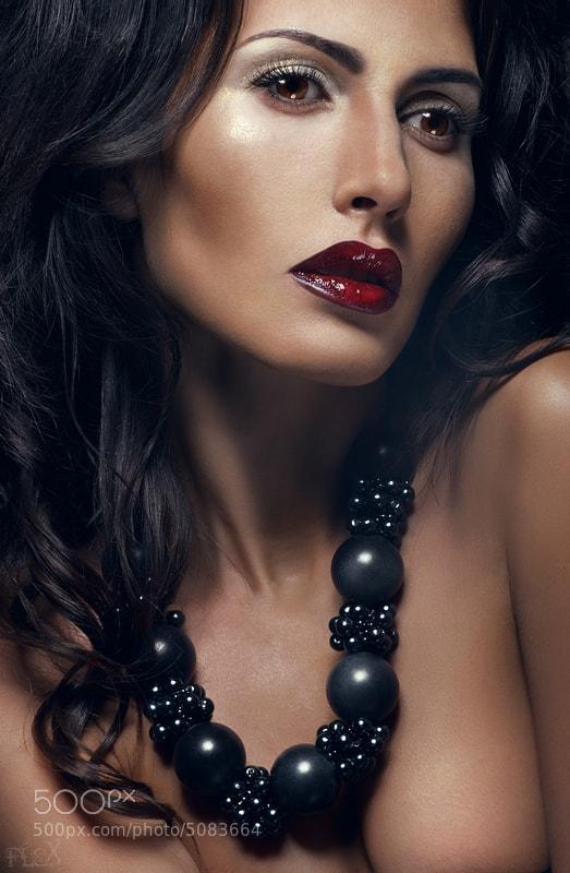 Photograph Cherry Lips by Stanislav Istratov on 500px