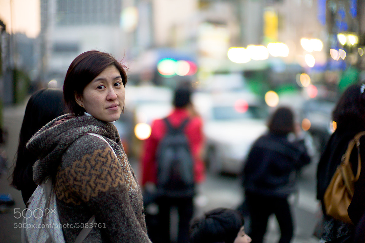 Photograph my wife by LEE KYU on 500px