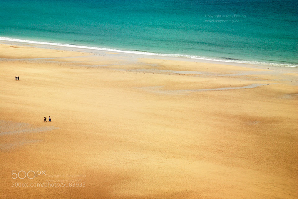 Photograph Clifftop view by Tony  on 500px
