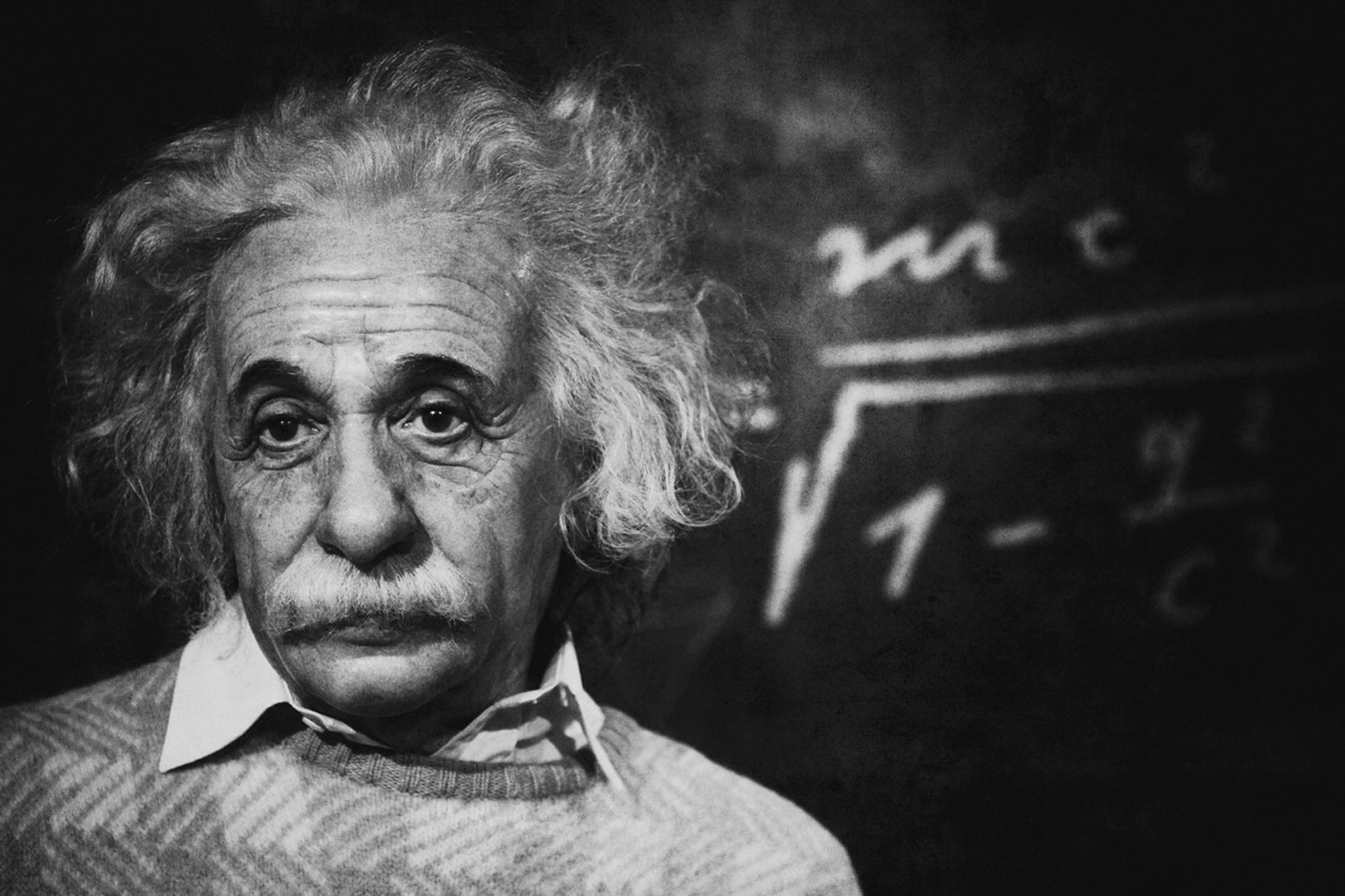 Photograph The Day I Met Einstein by Steve Passlow on 500px