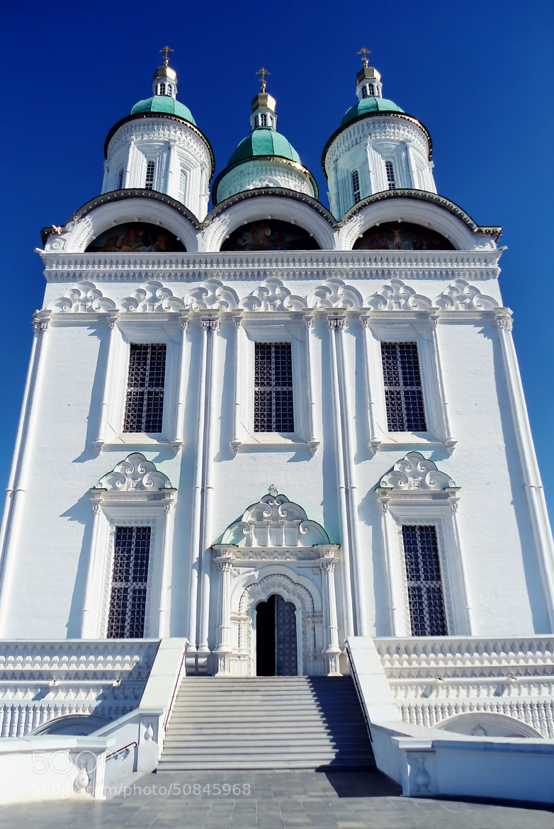 Photograph Cathedral in the Kremlin 01 by Faust Reygar on 500px