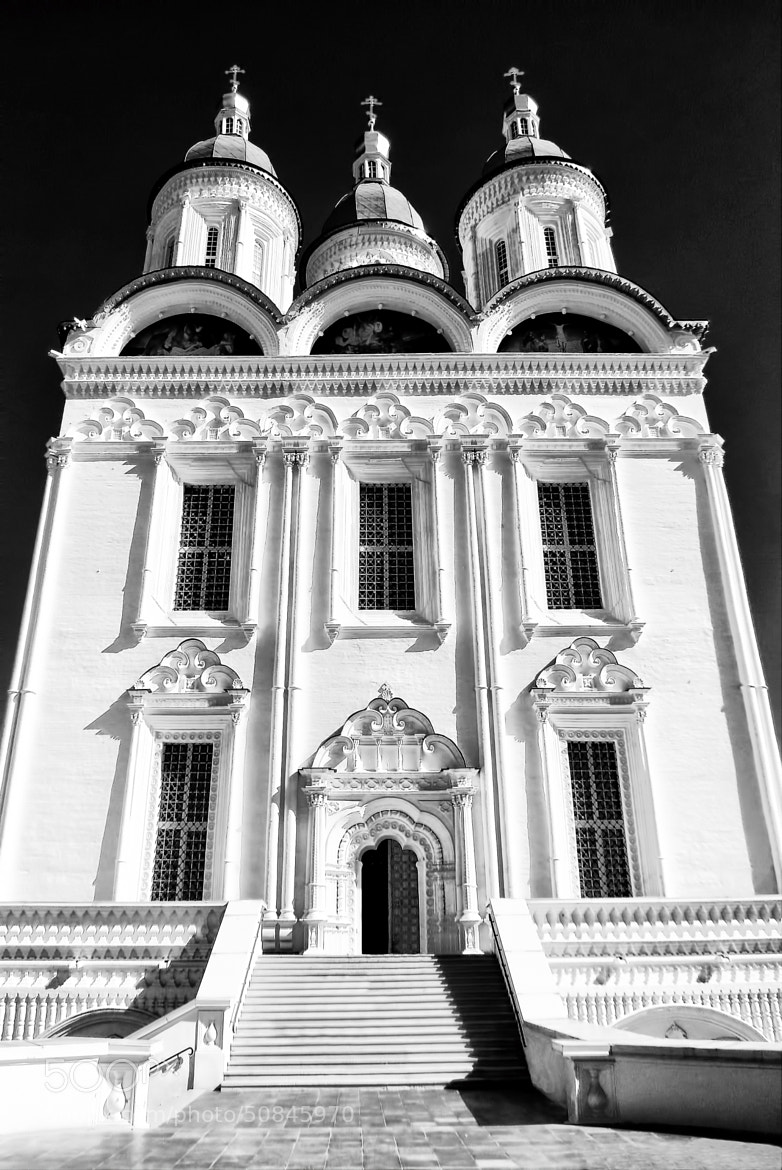 Photograph Cathedral in the Kremlin 02 by Faust Reygar on 500px