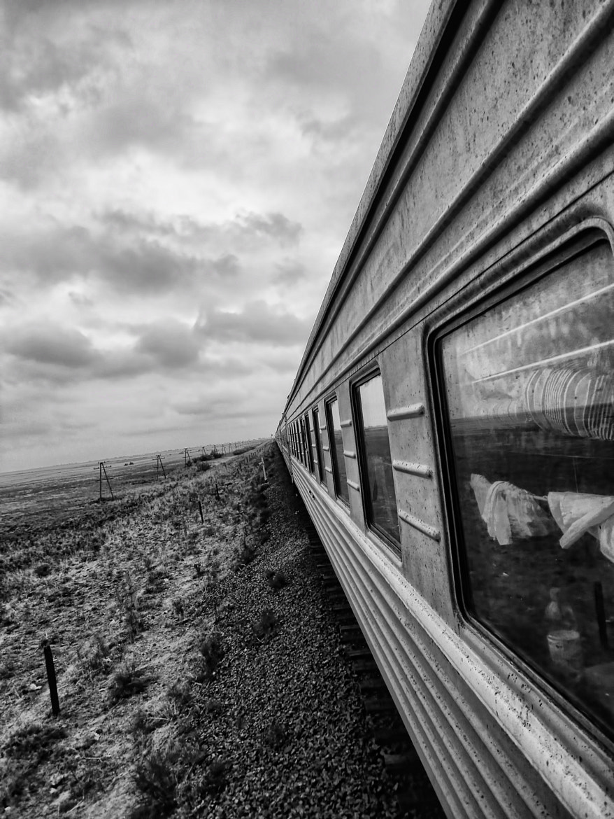 Photograph The Train Ahead by Faust Reygar on 500px
