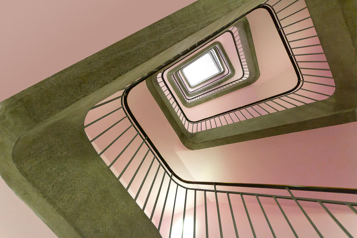 Photograph Staircase by Martin Müller on 500px