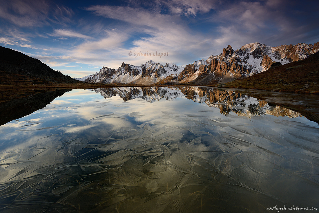 Photograph Tableau alpin by Sylvain Clapot on 500px