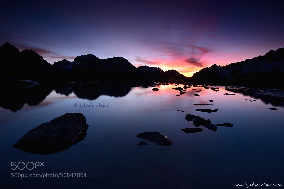 Photograph Lacs de la Grande Tempête by Sylvain Clapot on 500px