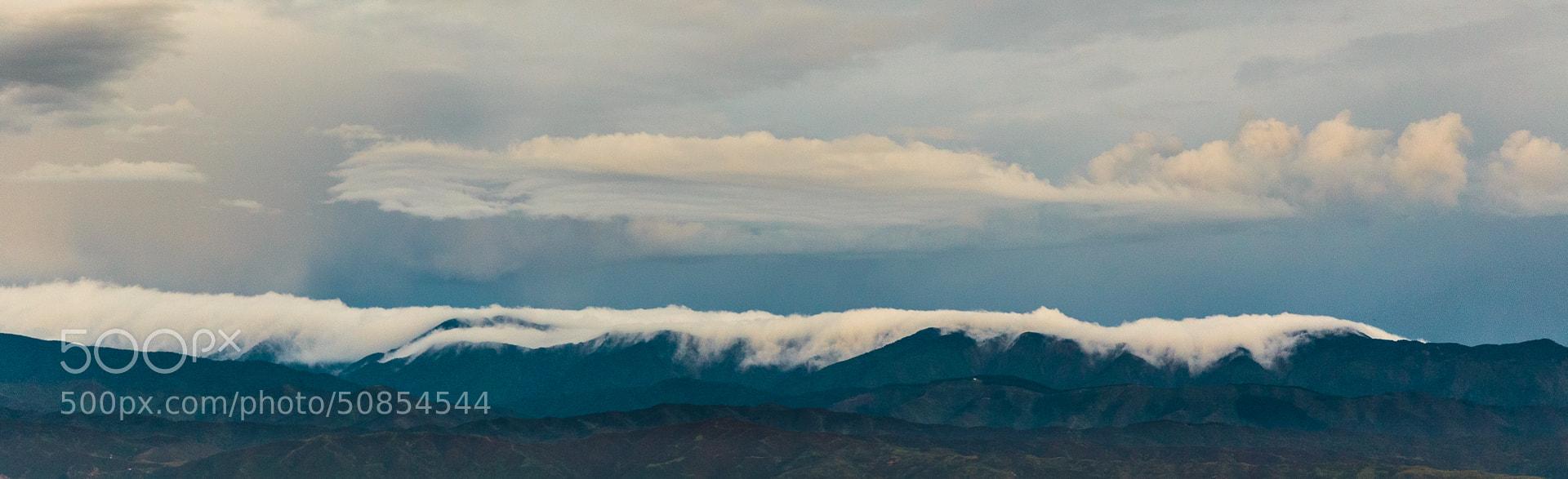 Photograph Misty hills by Adriel Kloppenburg on 500px