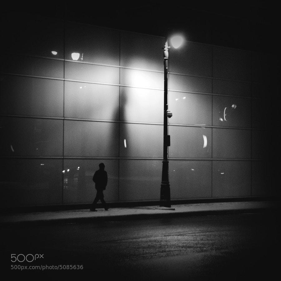 Photograph night walk by Jon DeBoer on 500px