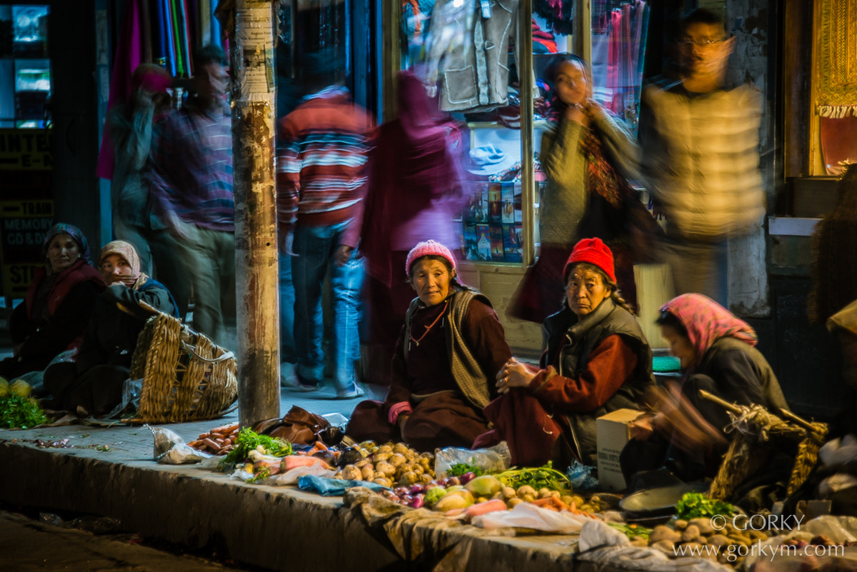 Photograph Vegetable sellers by Gorky M on 500px