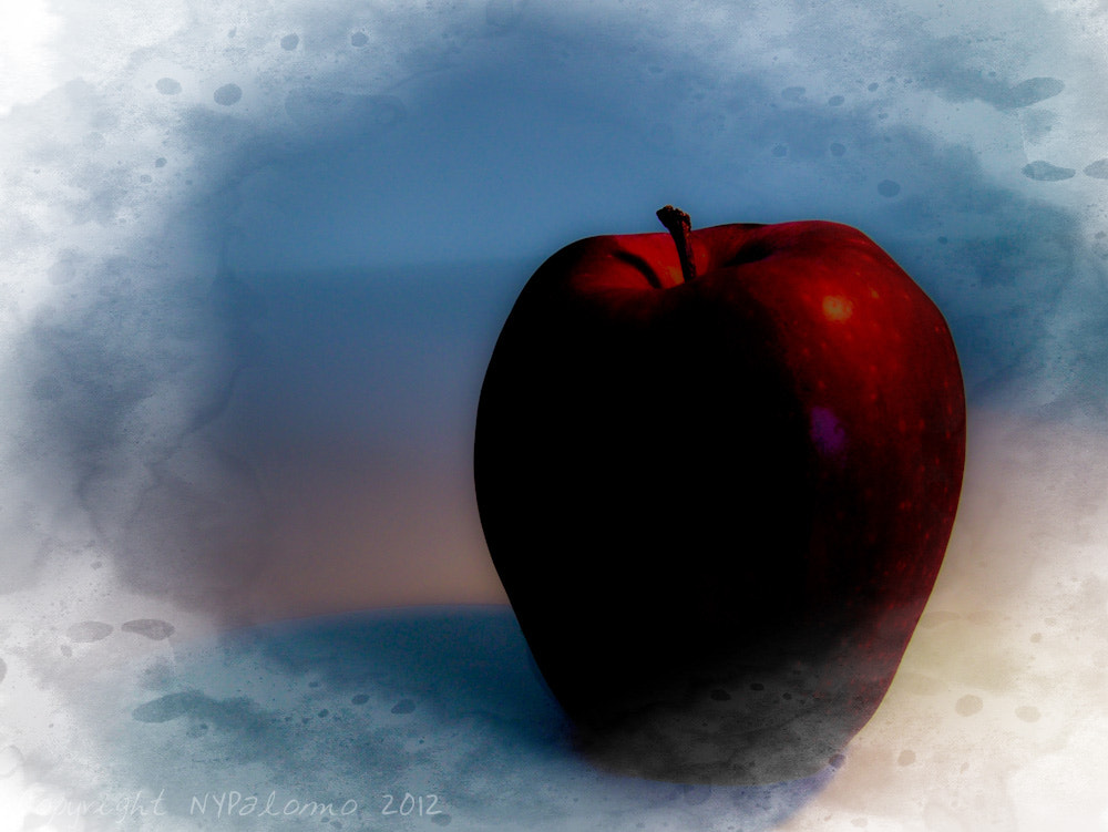 Photograph Apple by N Palomo on 500px