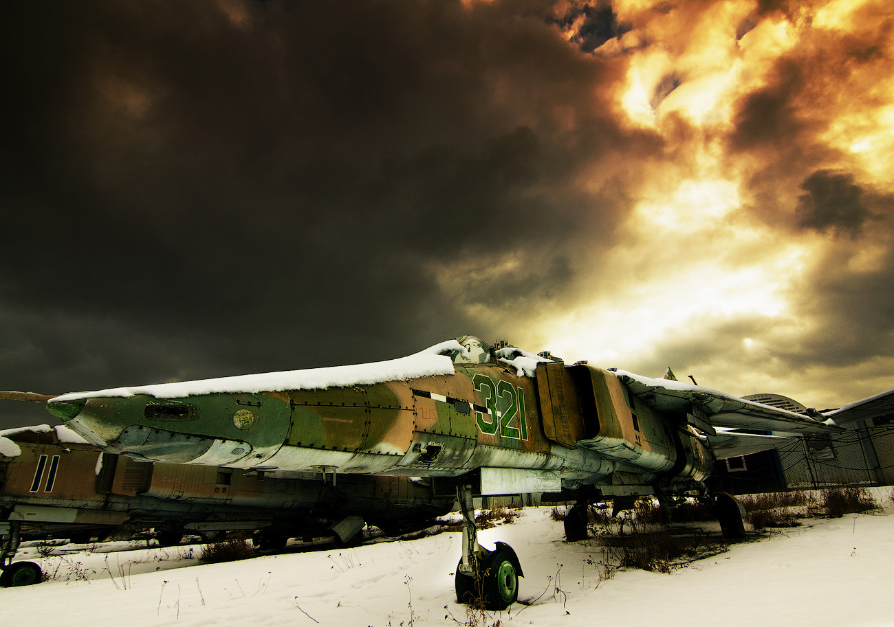 Photograph abandoned aircraft_4 by Oleg Fominoff on 500px
