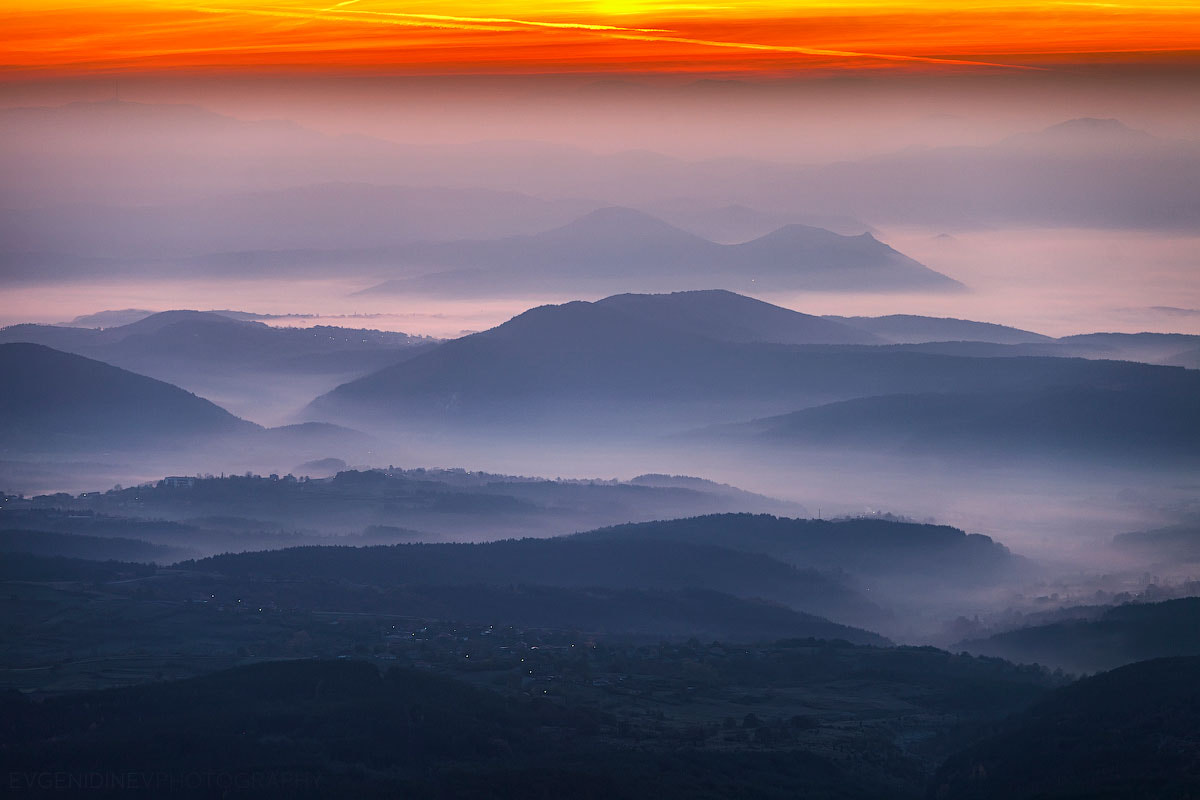 Photograph Land Of Mists by Evgeni Dinev on 500px