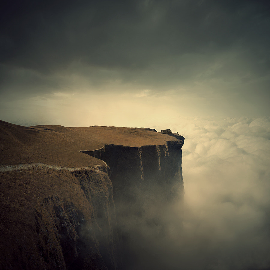 Photograph World's Edge by Karezoid Michal Karcz  on 500px