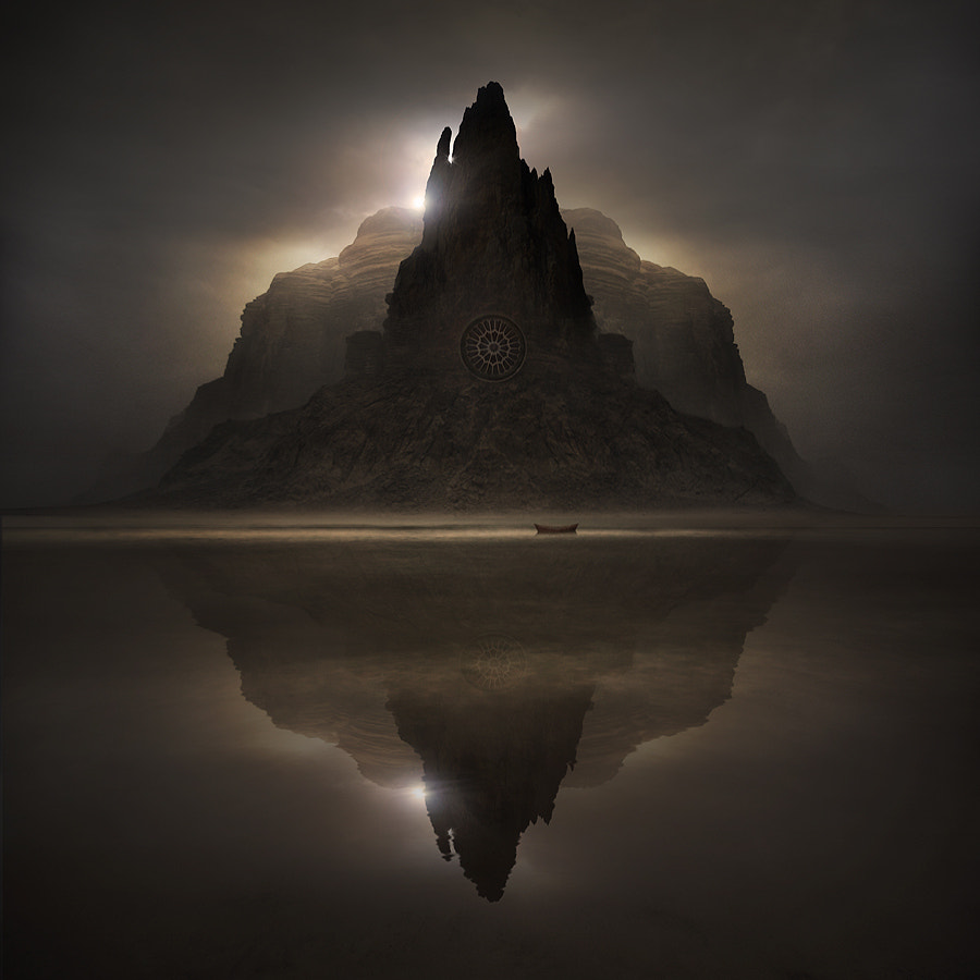 Photograph The Dark Companion v2 by Karezoid Michal Karcz  on 500px