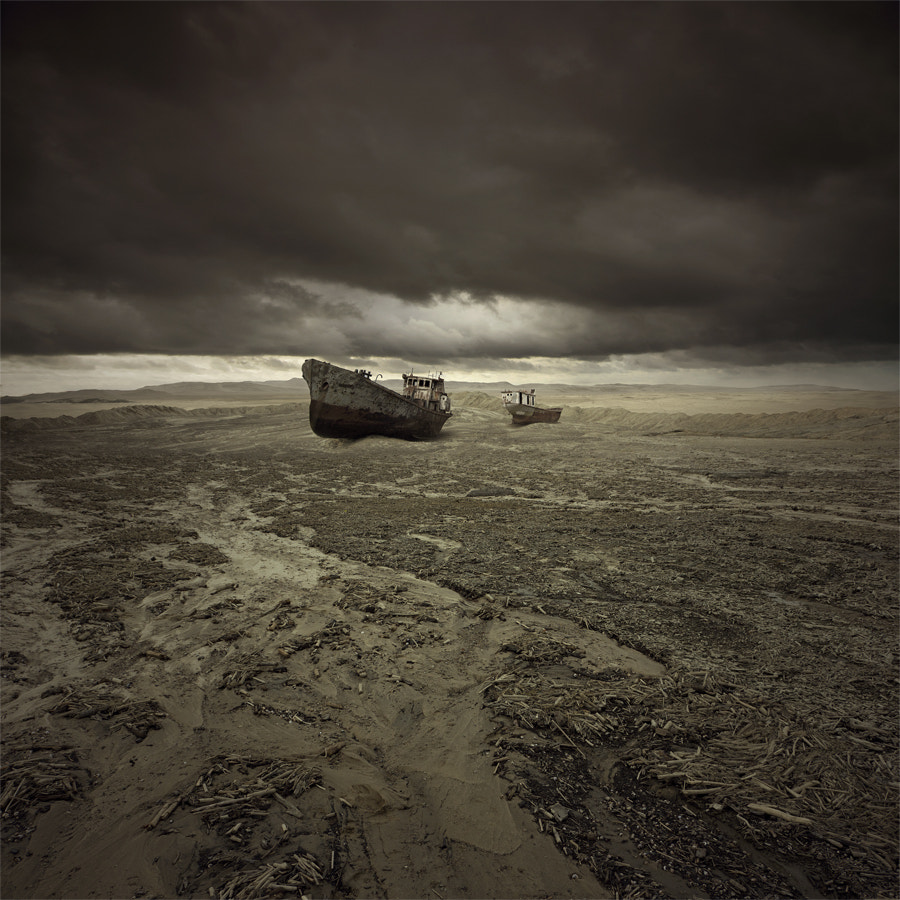 Photograph The Flood by Karezoid Michal Karcz  on 500px