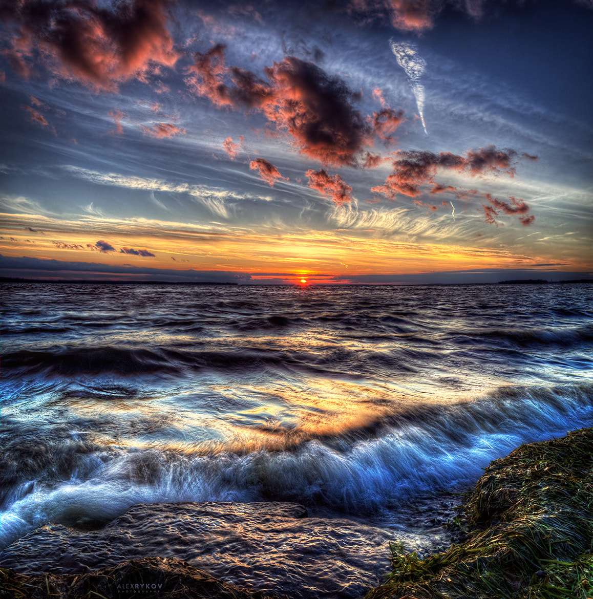 Photograph Nature's wrath by Alex Rykov on 500px