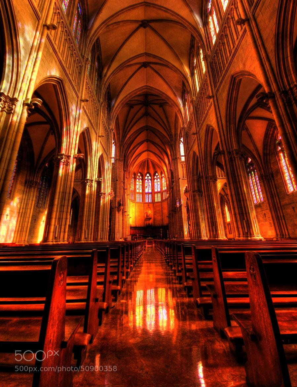 Photograph Catedral del Buen Pastor by Lluís Grau on 500px