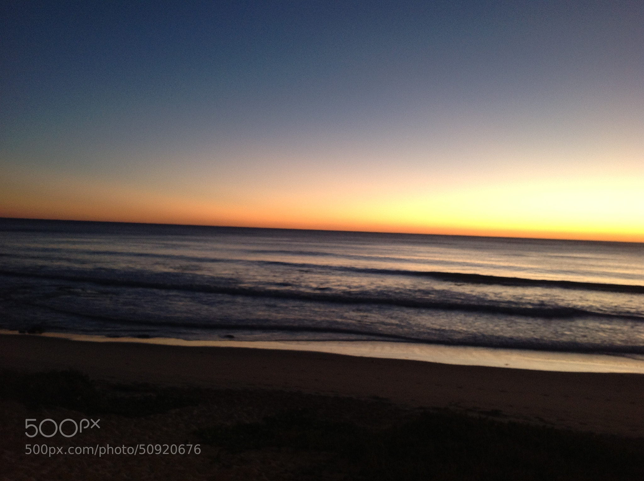 Photograph Sunrise Mooloolaba Beach by Ron Passfield on 500px