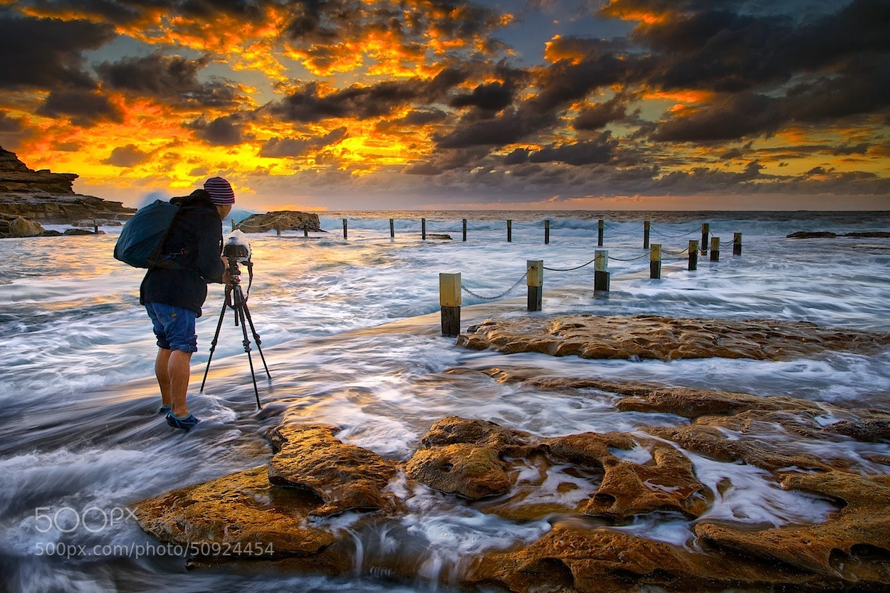 Photograph Behind The Scenes by Noval Nugraha on 500px