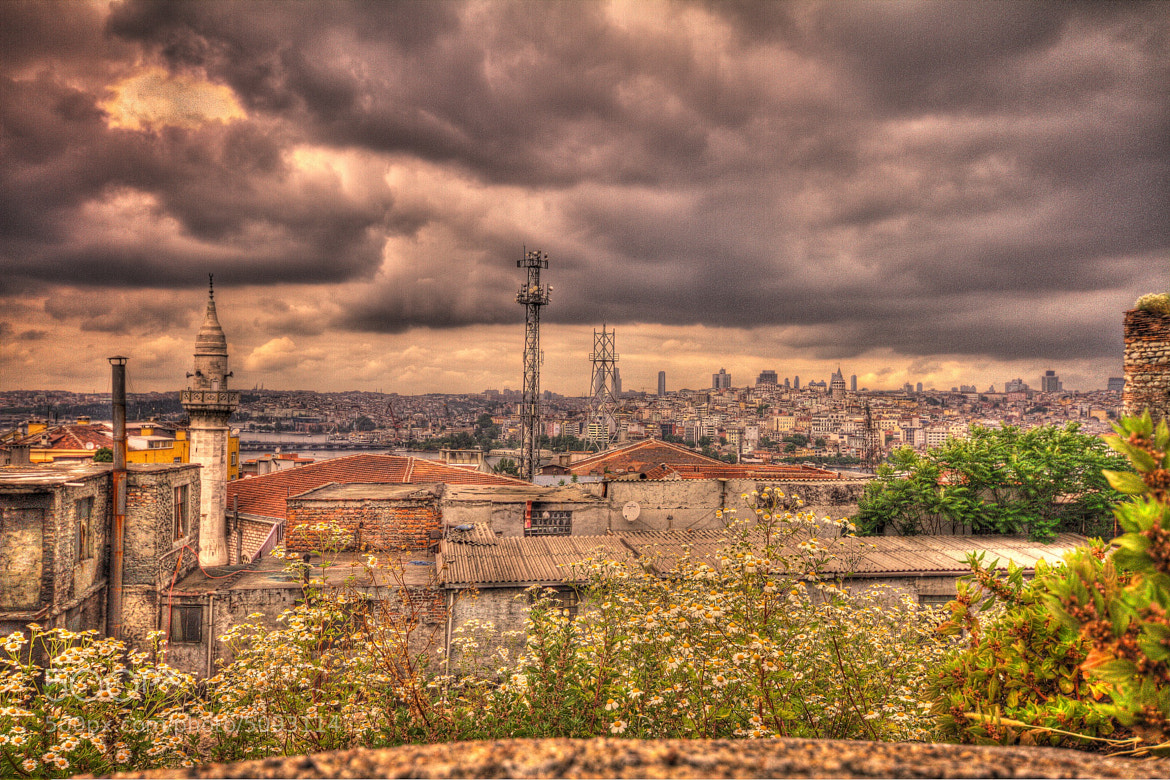 Photograph Istanbul view by landro on 500px