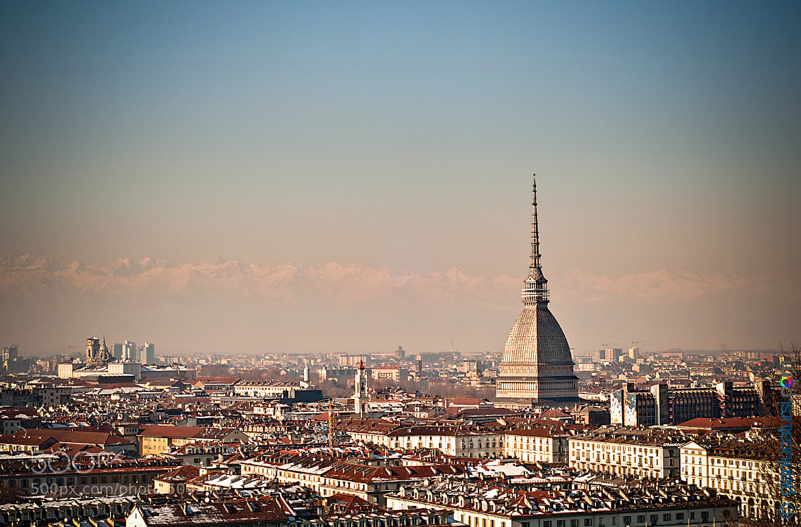 Photograph Turin - Mole Antonelliana by Gianluca Tursi on 500px