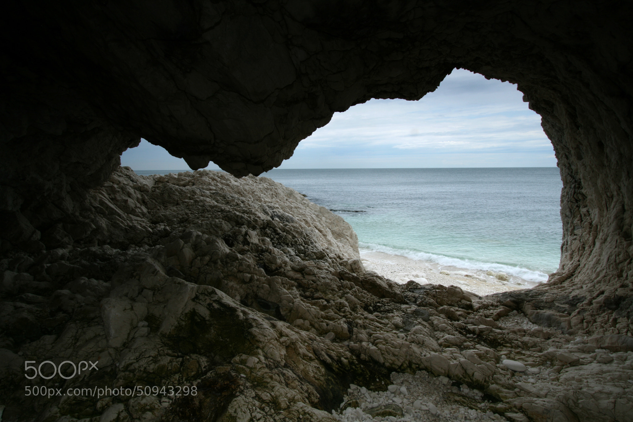 Photograph The cave by stefano taffoni on 500px