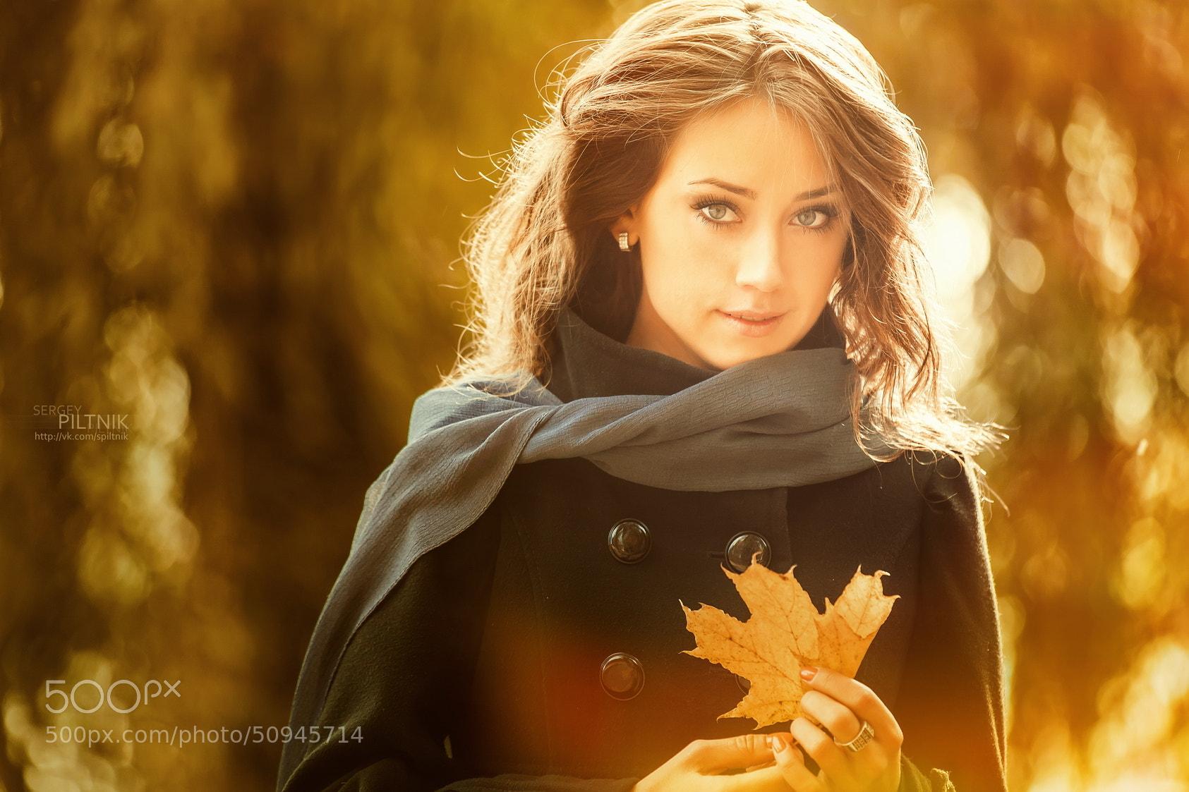 Photograph Eyes of autumn by Serg  Piltnik (Пилтник) on 500px