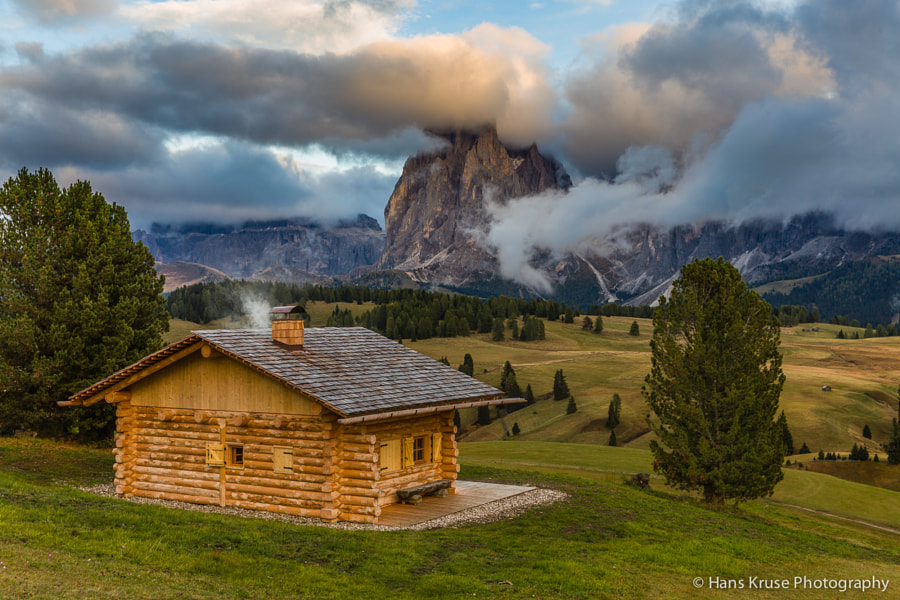 This photo was shot during the Dolomites October 2013 photo workshop http://www.hanskrusephotography.com/Hans-Kruse-Photo-Workshops/Dolomites-West-October-2013