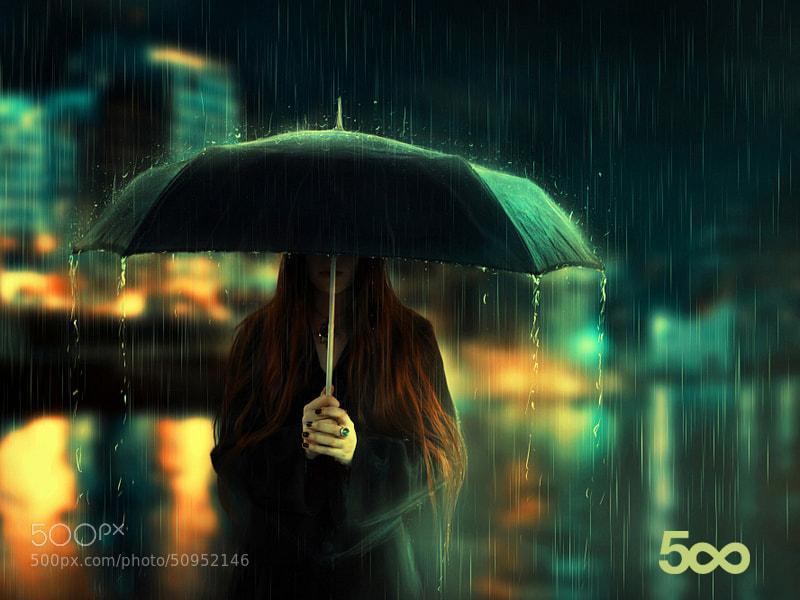 Photograph rain by Barbara Florczyk on 500px