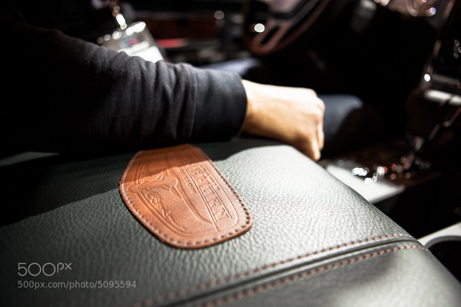 Photograph Real leather by Evgeny Tchebotarev on 500px