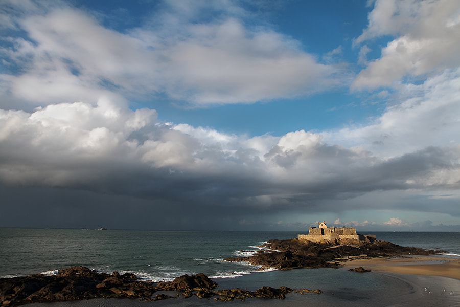 Photograph Saint-Malo by Gilbert Claes on 500px