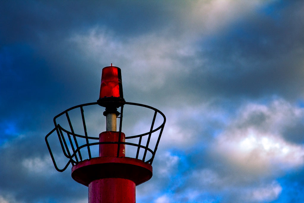 Photograph Light House by bellatrix orion on 500px