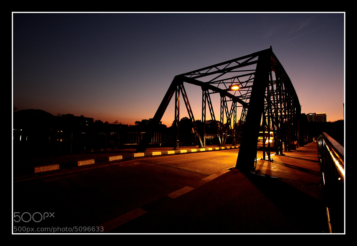 Photograph Iron Bridge. by Sarayut Sanchai on 500px