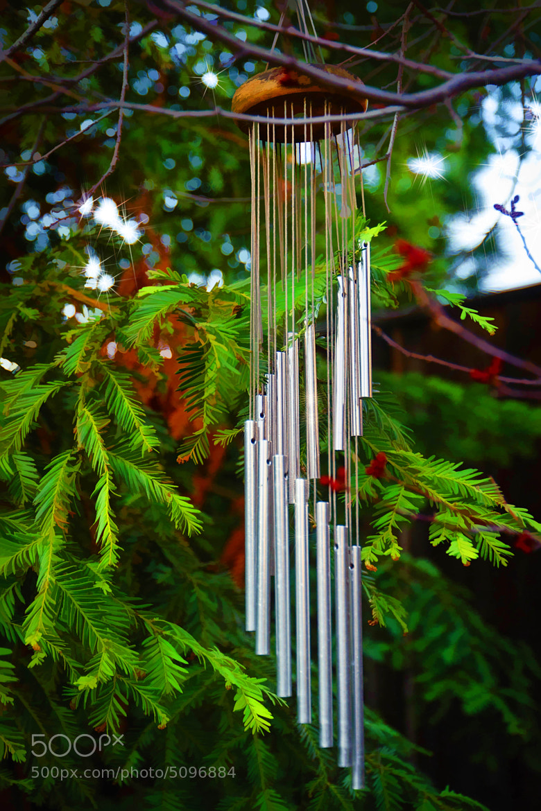 Photograph Wind Chime by Howard George on 500px