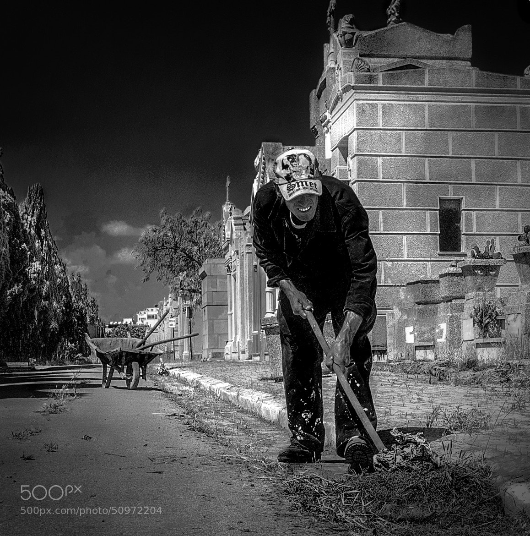 Photograph Garbage Man by Vili Gošnak on 500px