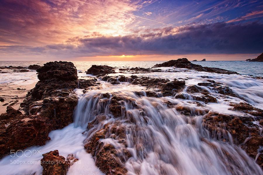 My secret beach somewhere in Laguna Beach, CA