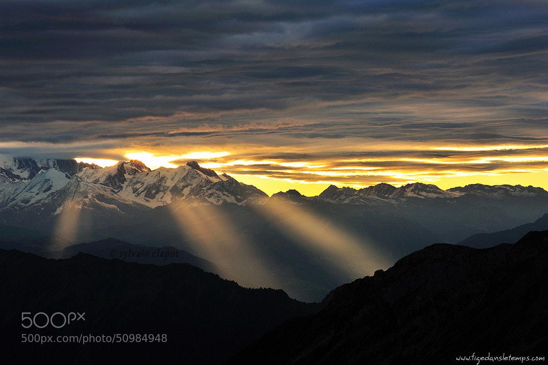 Photograph Divine light by Sylvain Clapot on 500px
