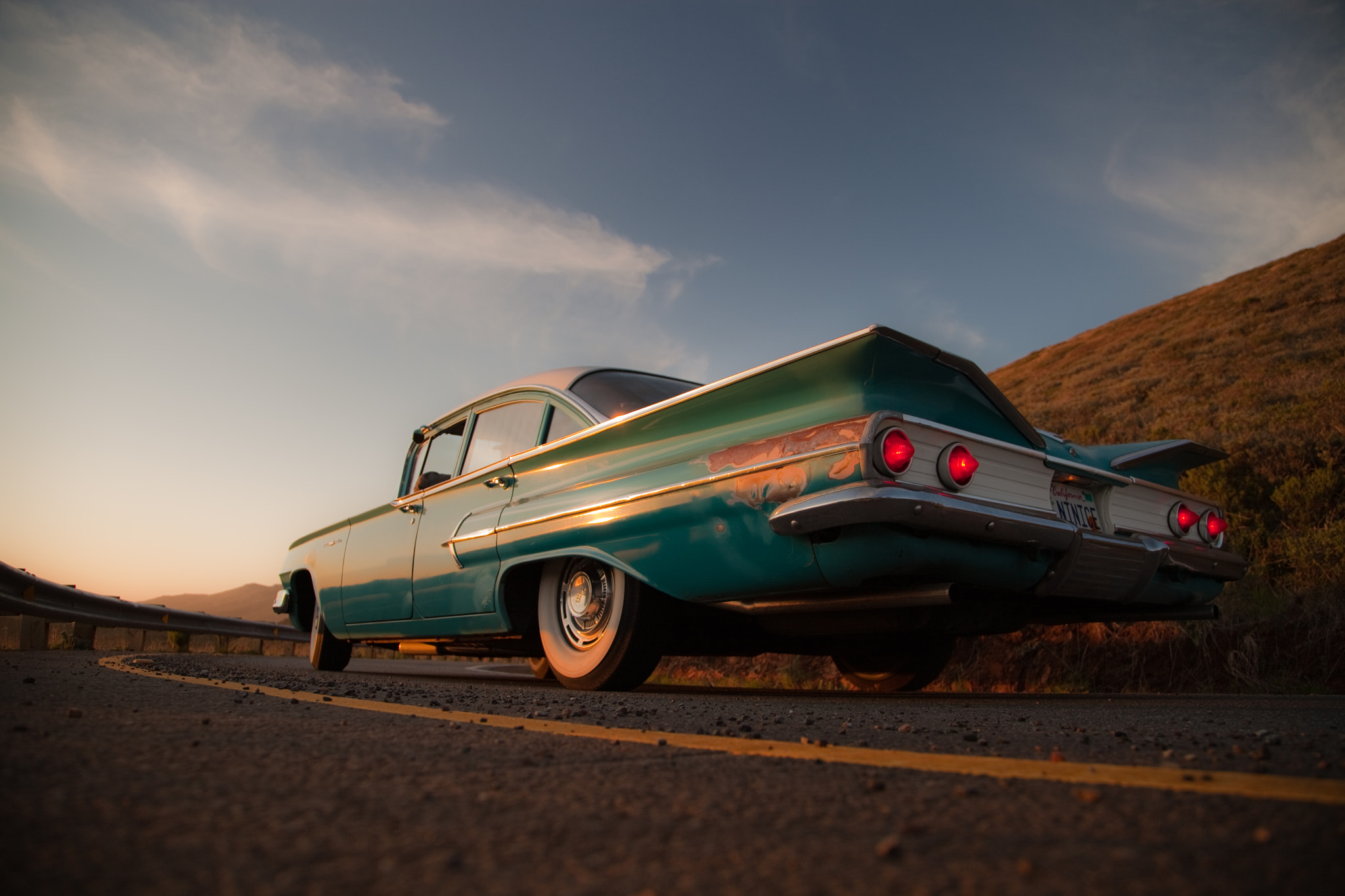 Photograph 1960 Bel Air by David Bouchat on 500px