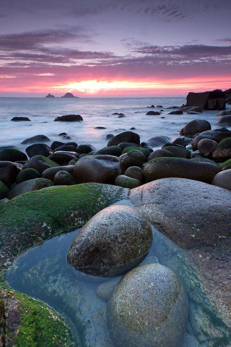 Photograph Porth Naven,Cornwall by Diane Noles on 500px