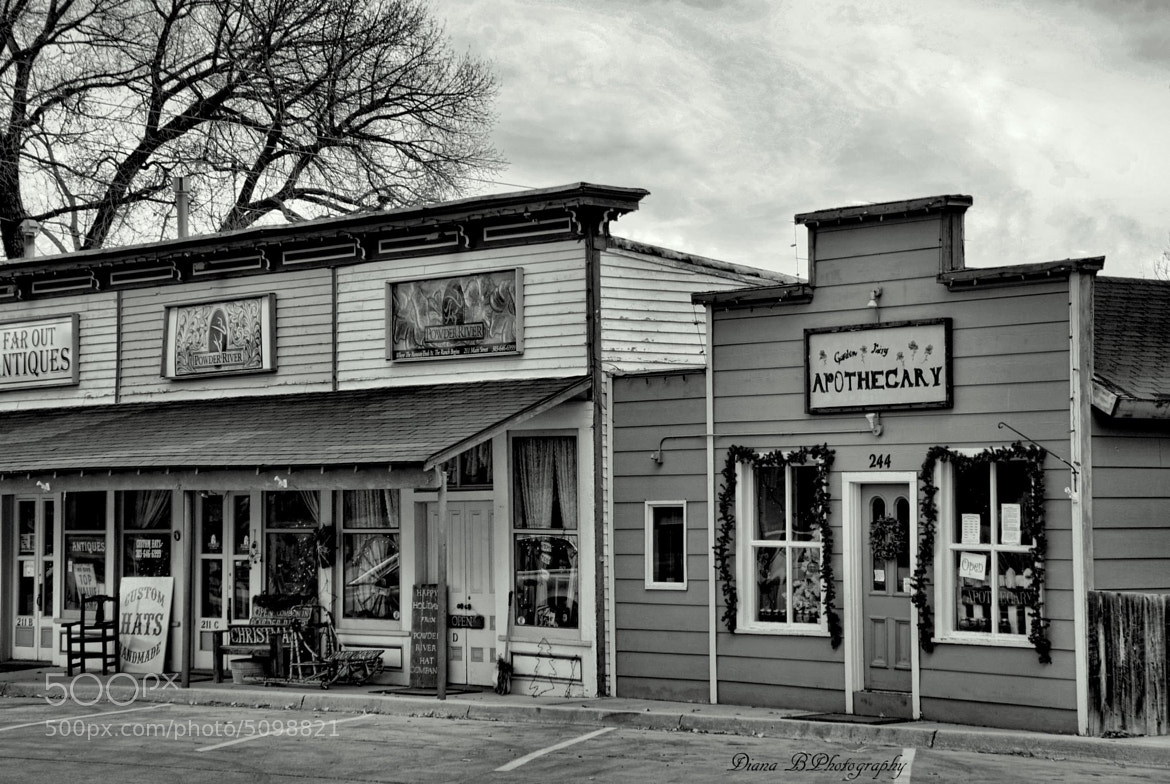 Photograph Old Town Elizabeth, CO  by Diana BPhotography on 500px