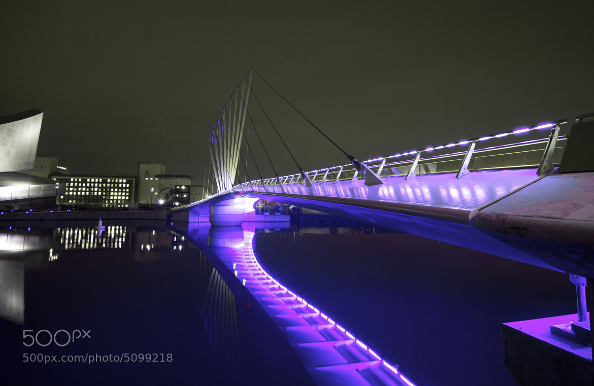 Photograph The New Bridge by Nick Stewart on 500px
