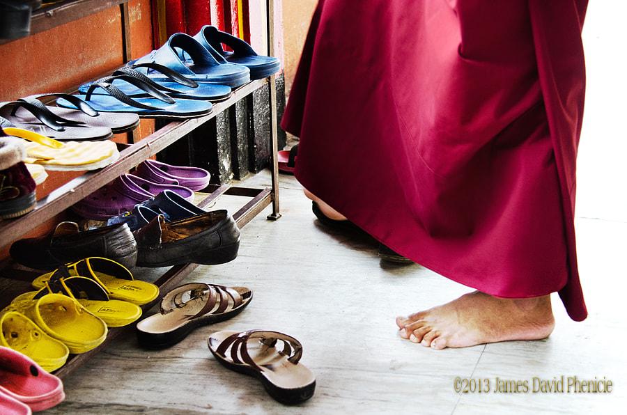 Monk's Sandals