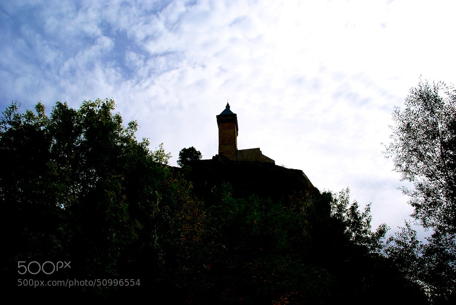 Castle by wenmusic * on 500px.com