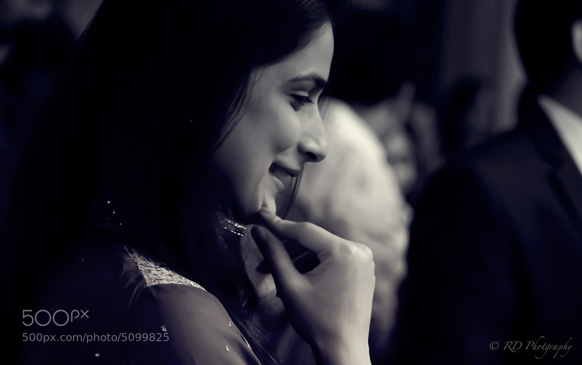 Photograph A Smile cures the heart by Ricken Desai on 500px