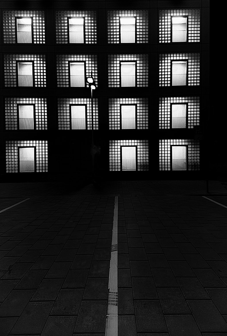 Photograph A StorY oF LinE AnD SquarE # by Guillaume Rio on 500px