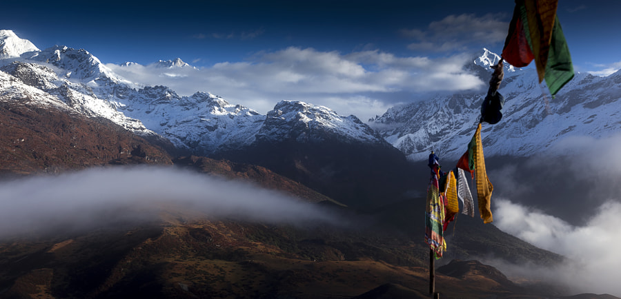 Dzongri Top - Yuksom