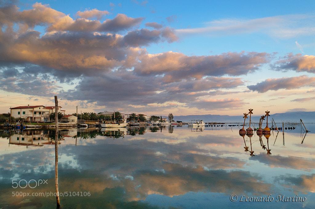 Photograph  Lago D'inverno  by Leonardo Martino on 500px