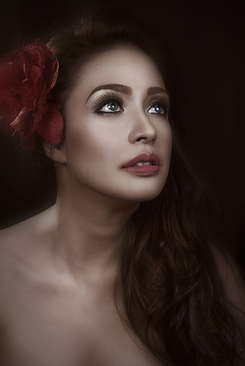 Photograph Paloma by Black ICE on 500px