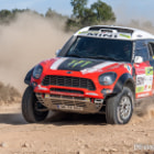 Постер, плакат: 501 Monster Energy X raid Team Krzysztof Holowczyc Mini ALL4 Racing